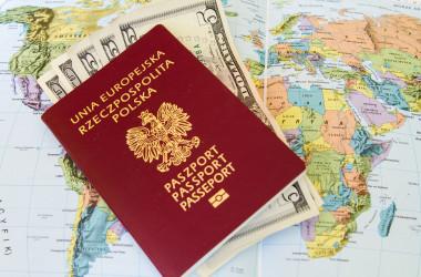Polski paszport dla dziecka