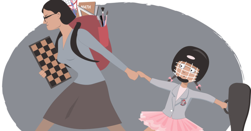 Kto idzie do szkoły – dzieci, czy rodzice?