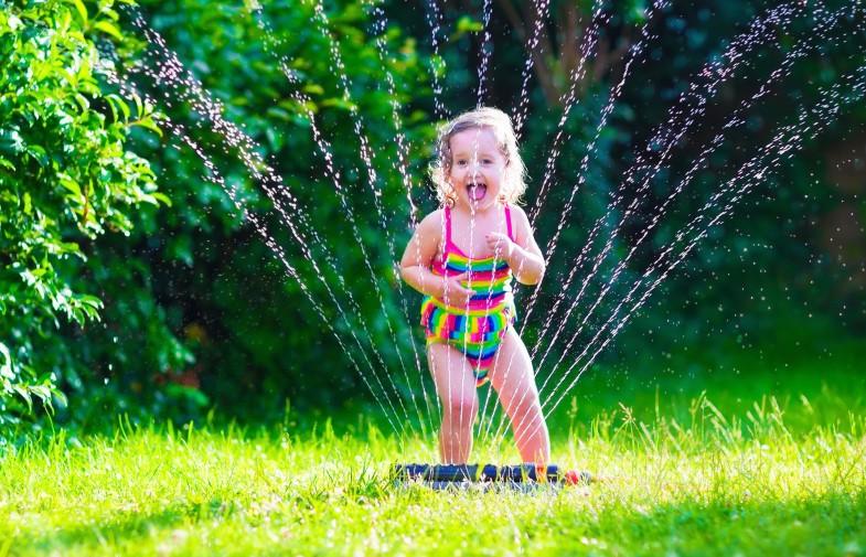Najlepsze wodne place zabaw w Chicago i okolicy