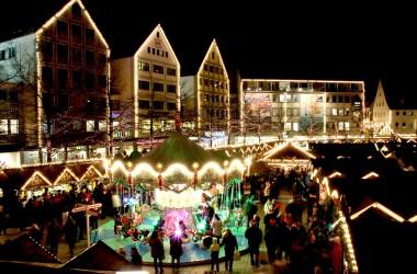 Zimowe festiwale w mieście