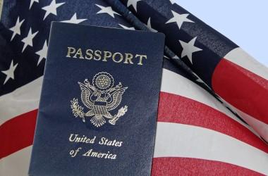 Amerykański paszport dla dziecka