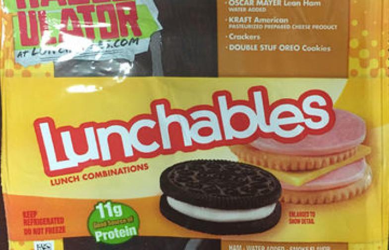 Zestawy przekąskowe Lunchables wycofywane ze sprzedaży