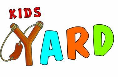 Kids Yard Playground