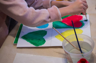 Rozwój artystyczny dziecka