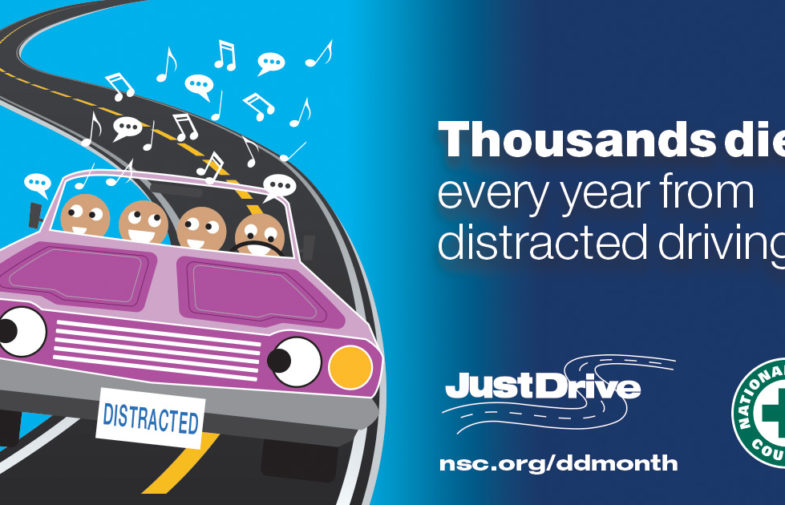 Uwaga na nieuważnych kierowców!
