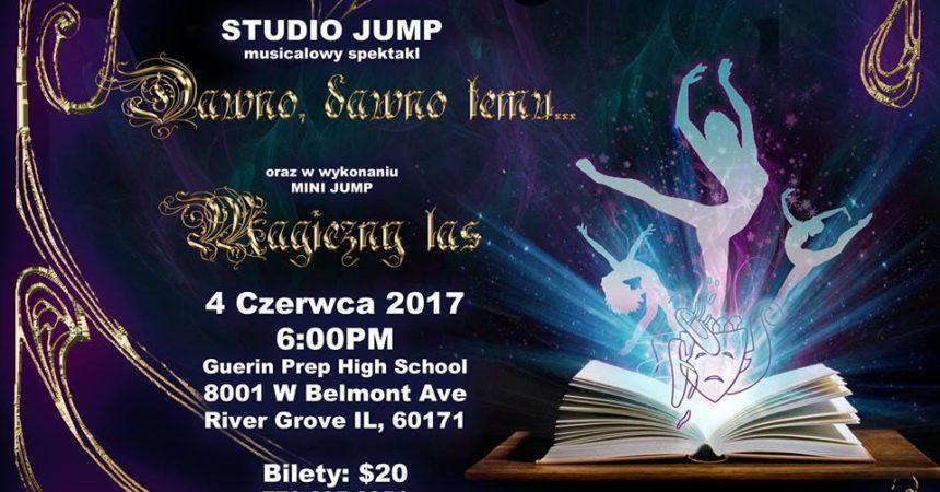 Studio Jump przedstawia: Dawno, dawno temu…