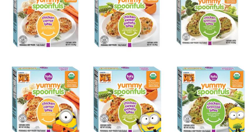 Yummy Spoonfuls Chicken Bites wycofane ze sprzedaży